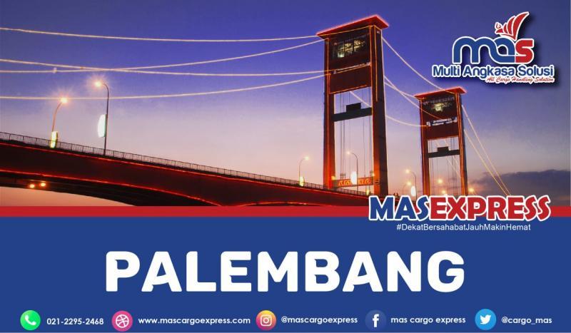 Pengiriman Barang Jakarta-Palembang terbaik