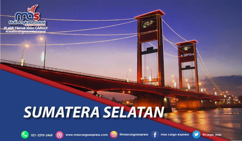 Daftar nama wilayah di Sumatera Selatan