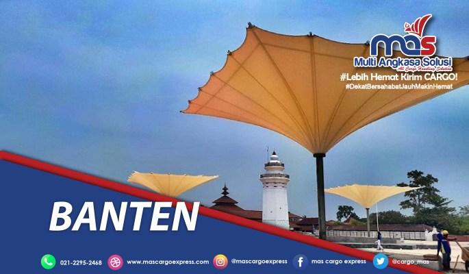 Pengiriman Barang Jakarta-Banten