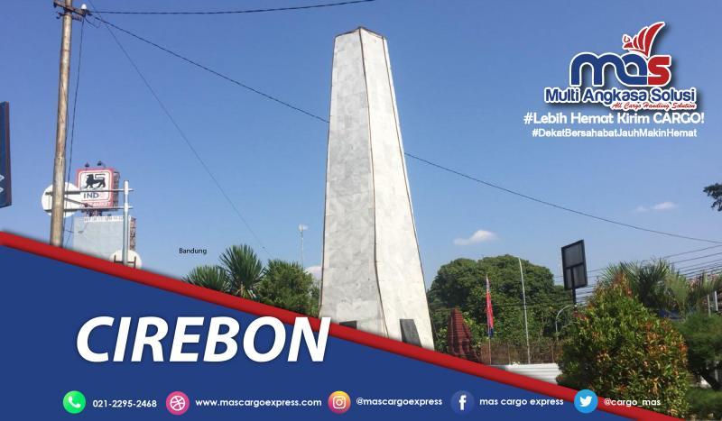 Pengiriman barang Jakarta-Cirebon terjangkau