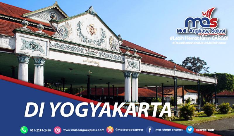 Pengiriman barang jakarta-DI Yogyakarta murah