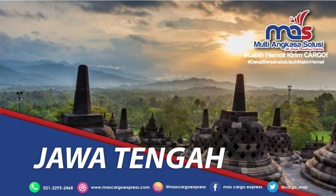 Daftar Kota di Jawa Tengah