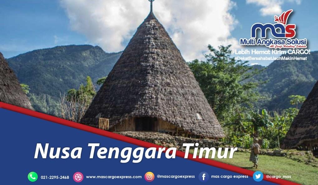 Pengiriman Barang Jakarta-NTT