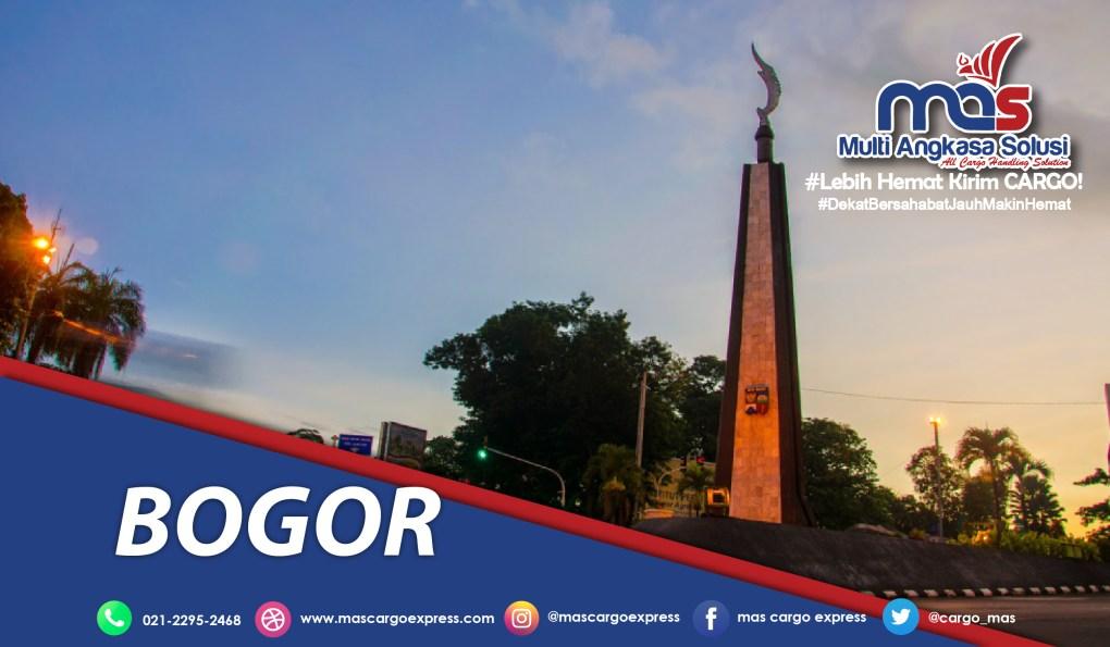 Pengiriman Barang Jakarta-Bogor