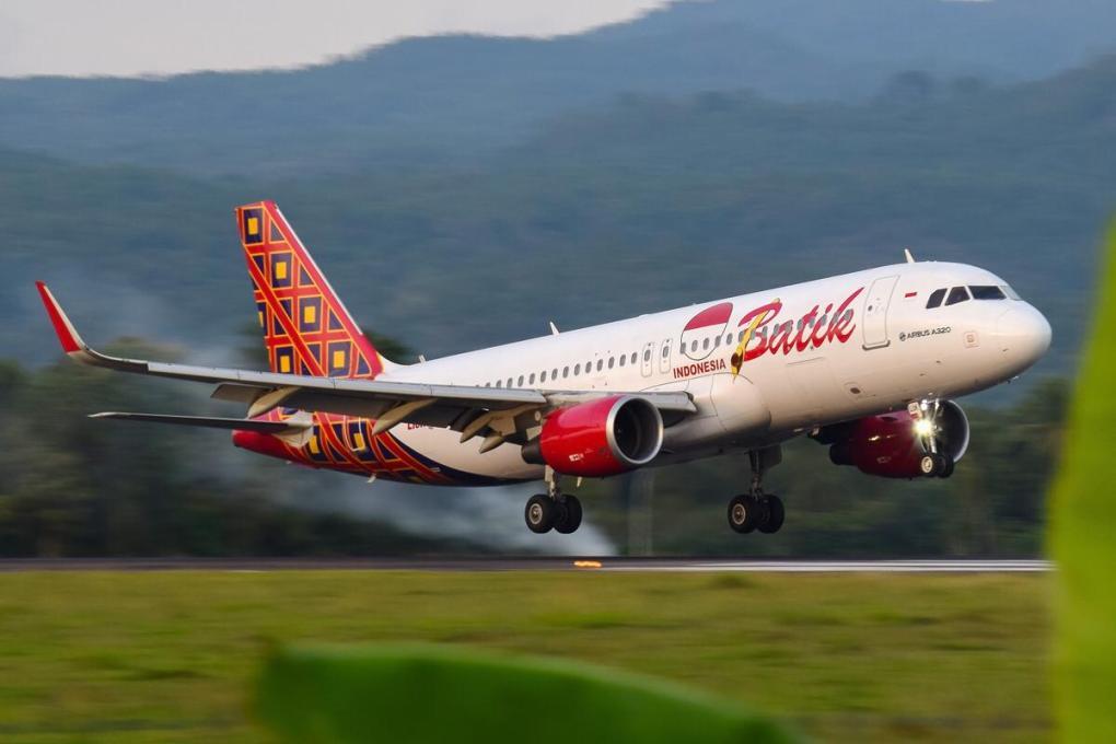 Batik Air adalah maskapai pesawat di Indonesia