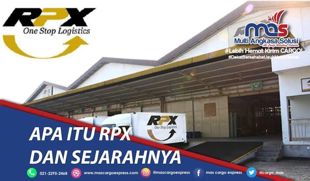 Apa itu RPX dan Sejarahnya