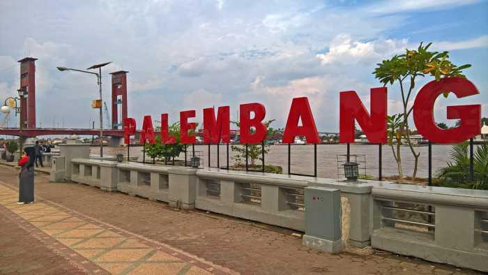 Jasa Ekspedisi Palembang Sumatera Selatan murah
