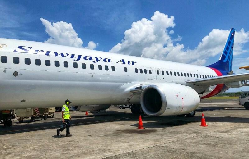 Sriwijaya Air adalah salah satu maskapai penerbangan teraman di Indonesia