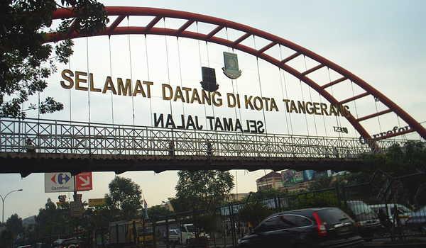 Tarif Pengiriman Barang Ekspedisi Kota Tangerang murah