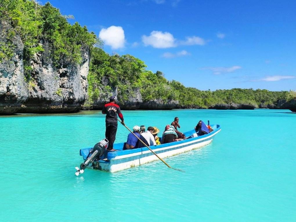 Jasa Ekspedisi Ambon Maluku murah