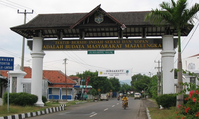 jasa dan tarif pengiriman barang Jakarta-Kabupaten Majalengka