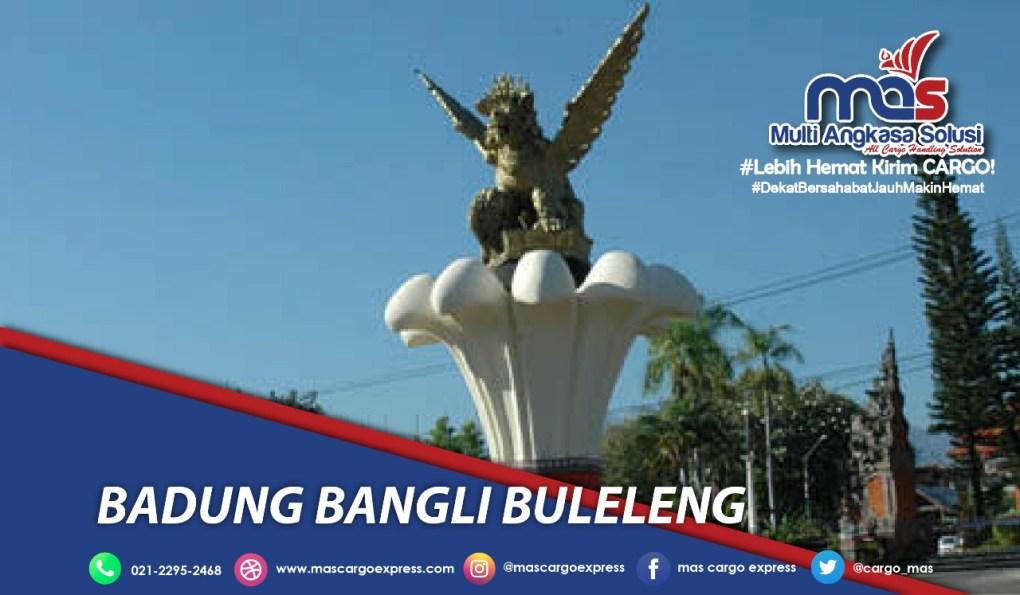 Jasa dan Tarif Ekspedisi Badung Bangli Buleleng Murah