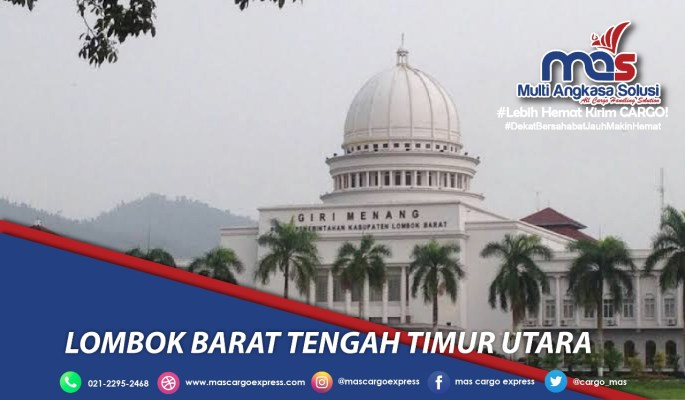 Jasa dan Tarif Ekspedisi Lombok Barat Tengah Timur Utara Murah