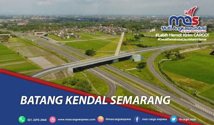 Jasa dan Tarif Ekspedisi Batang Kendal Semarang Mudah dan Murah