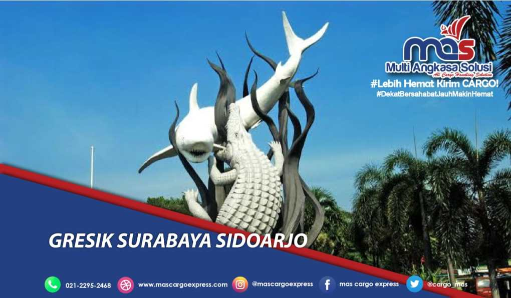 Jasa dan Tarif Ekspedisi Gresik Surabaya Sidoarjo Murah