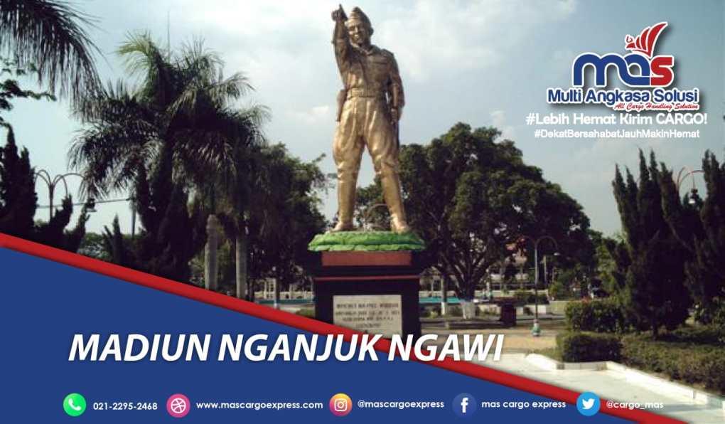 Jasa dan Tarif Ekspedisi Madiun Nganjuk Ngawi Murah
