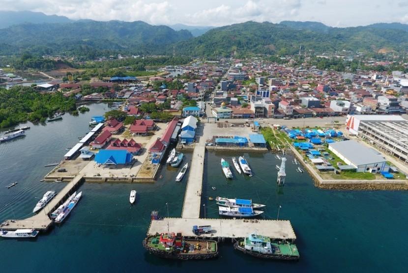 layanan Jasa Ekspedisi Mamuju Sulawesi Barat Murah Via Laut Darat Udara