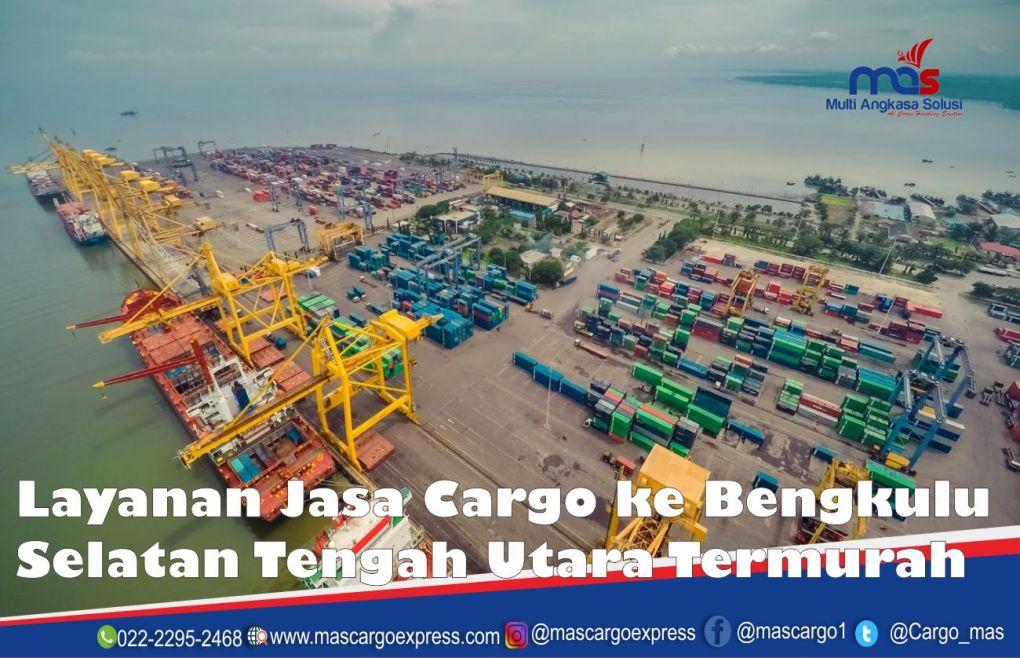 Jasa dan Tarif Ekspedisi Bengkulu Selatan Tengah Utara
