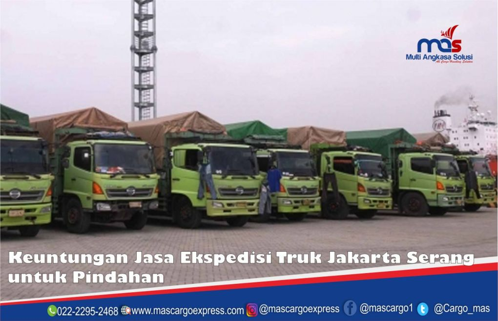 Sewa Truk Jakarta Serang