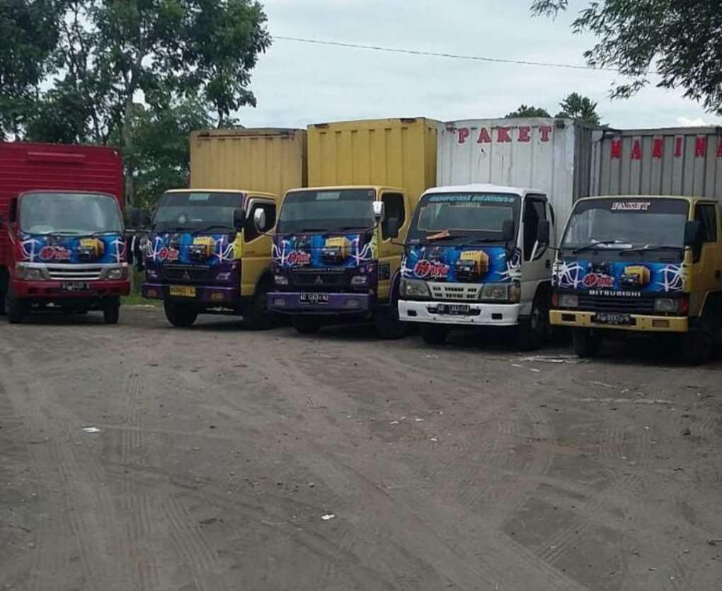 Sewa Truk Jakarta Jogja