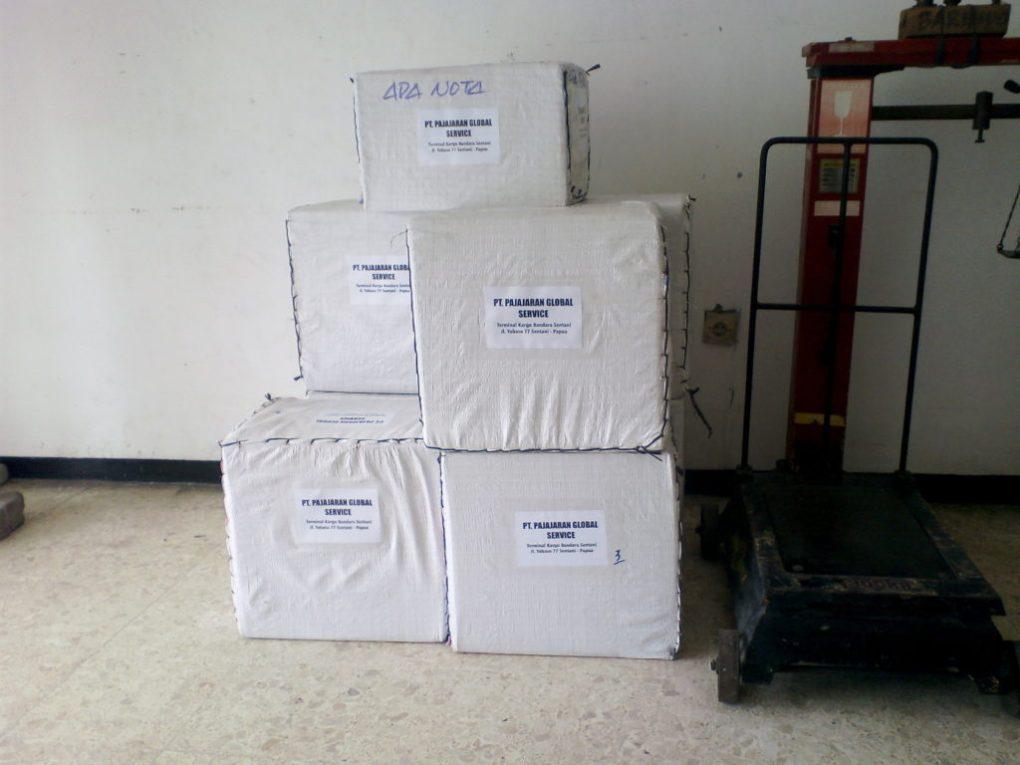 Jasa pengiriman spareparts