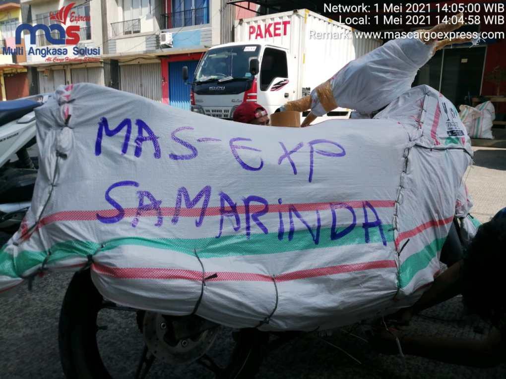 Jasa Ekspedisi Cargo Jakarta ke Samarinda Termurah