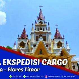 Jasa Ekspedisi Cargo Jakarta ke Flores Timur Murah, Cepat, Aman & Bergaransi