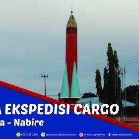 Jasa Ekspedisi Cargo Jakarta ke Nabire Murah, Cepat, Aman & Bergaransi