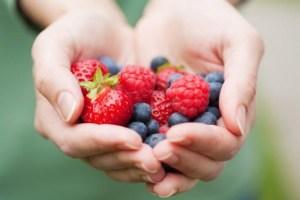 Mascarilla de Frutos rojos