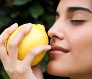 Mascarilla de sal y limón