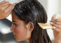mascarilla de fresa para el cabello