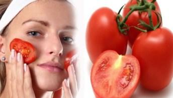 mascarilla de tomate y azucar