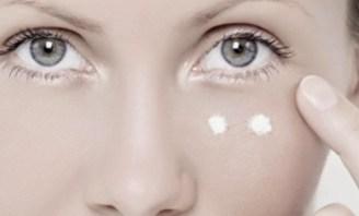 Mascarilla de ojos