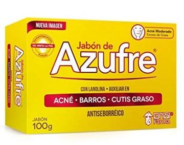 Jabón de Azufre para que sirve
