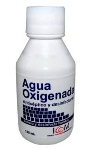 Agua Oxigenada Para La Cara