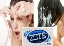 Jabón Zote Para La Cara
