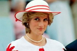 Secretos de los Look de la Princesa Diana que no conocías
