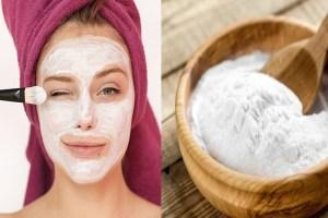 Bicarbonato de sodio para eliminar las manchas de la cara