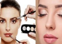Maquillaje fácil y rápido para año nuevo