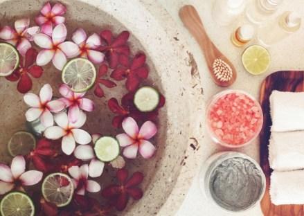 Cómo hacer un día de spa en casa