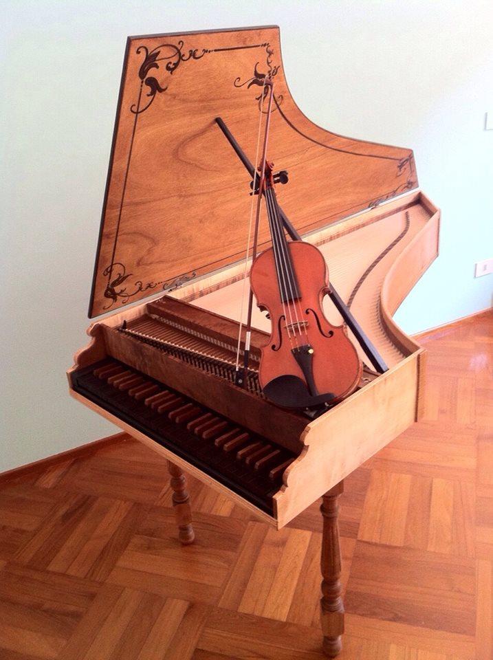 clavicembalo & violino