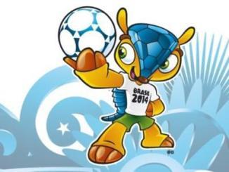 Foto de La mascota del mundial Brasil 2014