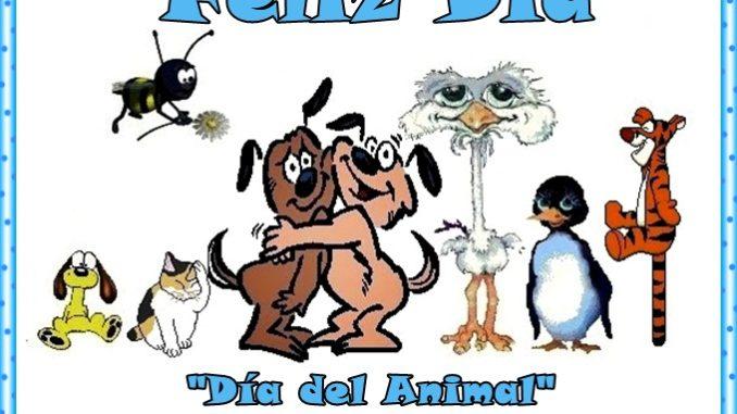 Sabes por qué el 29 de abril se festeja el día del animal