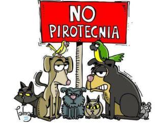 Cómo cuidar a las Mascotas de la Pirotecnia