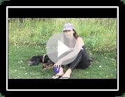 Hund mit den längsten Ohren - Hafen