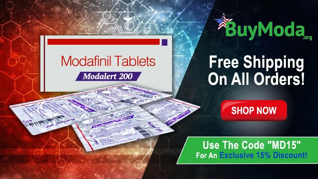modafinil business domination