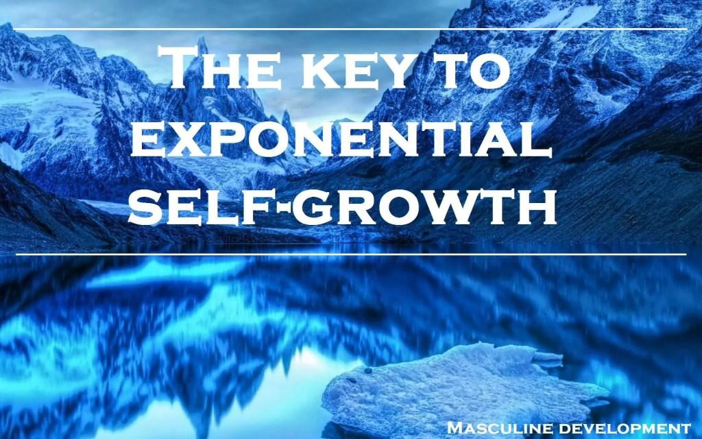 masculine development self growth