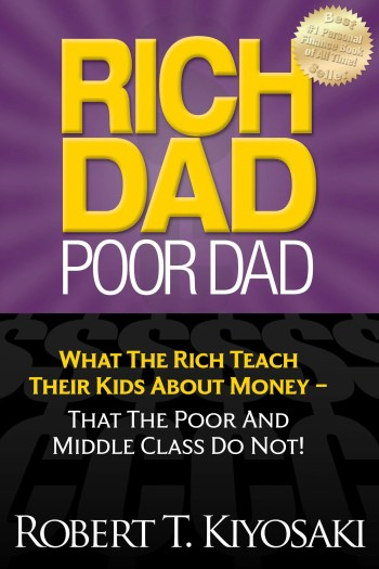 get rich financial books on money