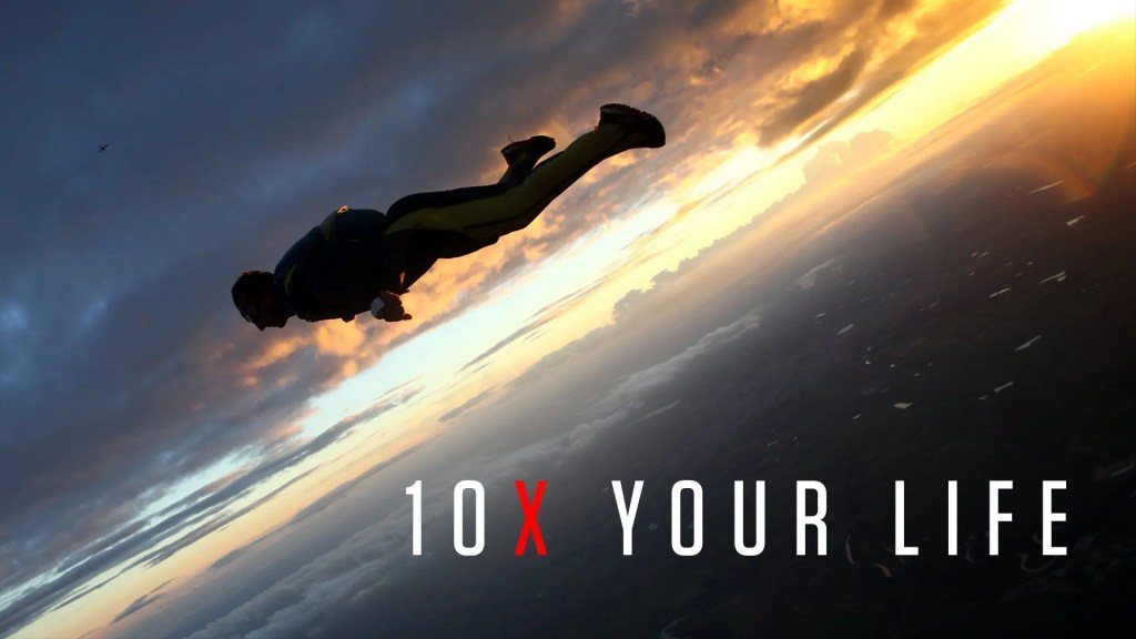 the 10x rule masculine development