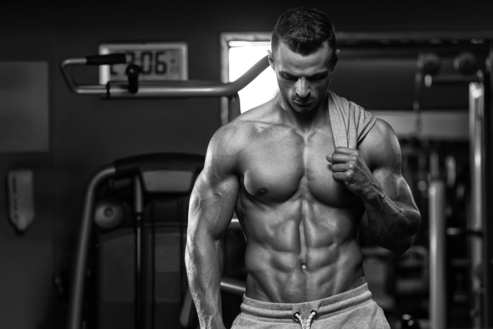 when to take creatine masculine development